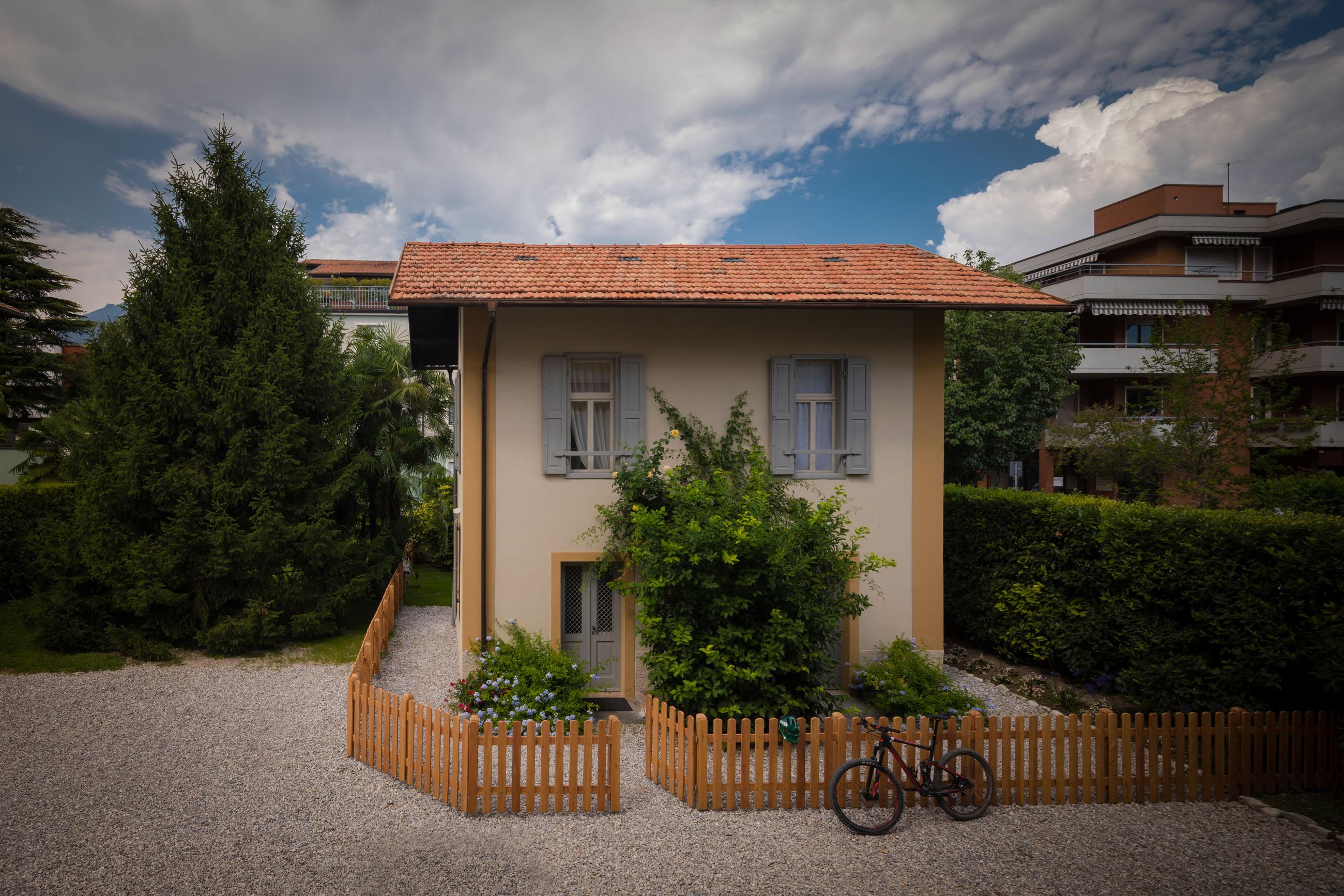 Villa Brunelli - Ines la Graziosa depandance - iva del Garda - Lake Garda - Garda Trentino - Italy