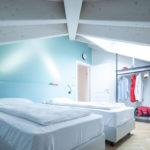 Villa Brunelli - appartamenti Riva del Garda - Lake Garda - Garda Trentino - Italy- ampie camere da letto matrimoniali