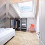 Villa Brunelli - appartamenti Riva del Garda - Lake Garda - Garda Trentino - Italy- sfiziose camere matrimoniali con letti separabili,