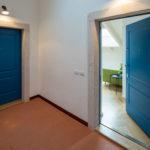 Villa Brunelli - appartamenti Riva del Garda - Lake Garda - Garda Trentino - Italy- large entrace