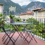 Villa Brunelli - appartamenti Riva del Garda - Lake Garda - Garda Trentino - Italy - grande terrazzo