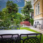 Villa Brunelli - appartamenti Riva del Garda - Lake Garda - Garda Trentino - Italy - Private garden