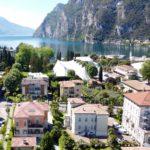 Villa Brunelli - appartamenti Riva del Garda - Lake Garda - Garda Trentino - Italy - Vista aerea